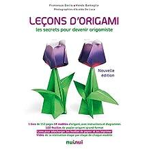 Leçons d'Origami : Les secrets pour devenir origamiste N.E.