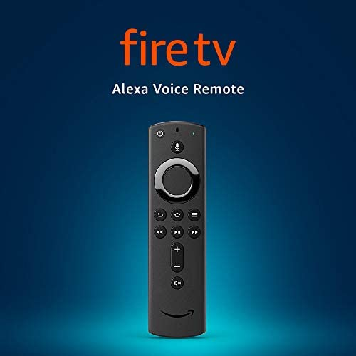 Alexa Voice Remote (second Gen) with energy and quantity controls – calls for appropriate Fire TV tool