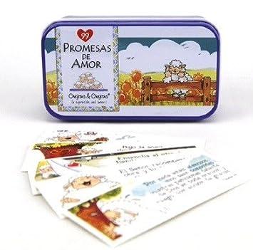 Amazon.com: Caja promesas de amor ovejitas – Metal ...