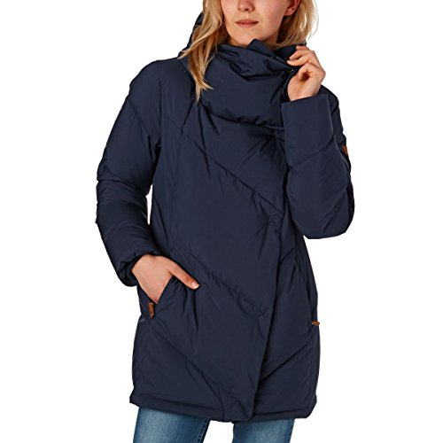 Abbie Peacoat aislante Roxy Chaqueta capucha para Mujer impermeable ERJJK03189 con zFFdHx