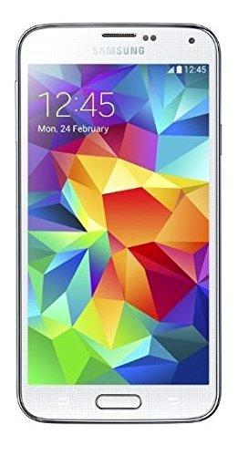 128 opinioni per Samsung Galaxy S5 Smartphone, Display 5.1 Pollici, Processore Quad-Core 2,5 GHz,