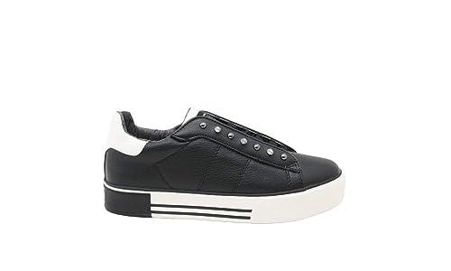 LIU-JO GIRL L3A4 20034 0193X333 Negro Zapatillas Zapatos De Mujer Calzado Cómodo - Negro