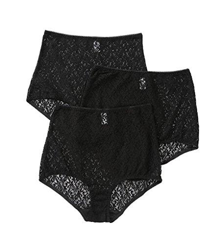 full cut nylon panties - 6