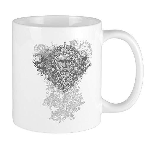 Mug (Coffee Drink Cup) Look Like a Greek - Fendi Coffee