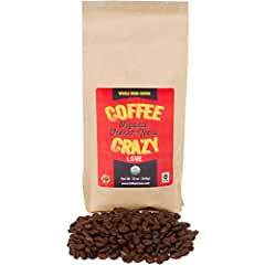 CoffeeCrazy Premium USDA Organic (Our #1 among all Colombian Coffee Brands)
