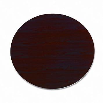 HON LD48GN 10500 Series 48 Inch Diameter Round Table Top, Mahogany