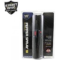 StreetWise 18 Pimienta Spray 1/2 oz Estuche Duro