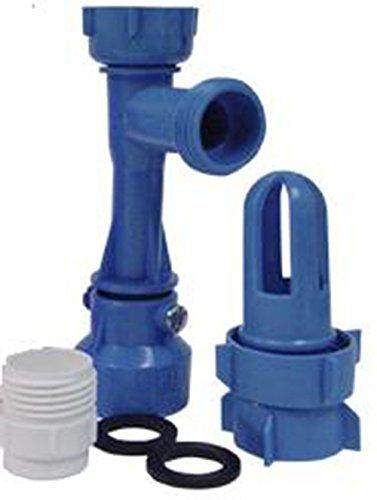- Waterbed Mattress Fill & Drain Kit
