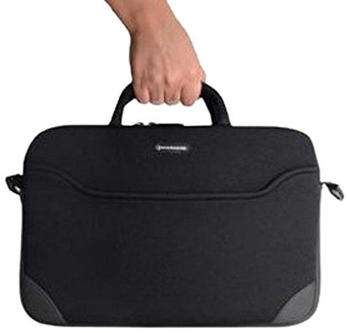 UPC 602956008644, Marware Sportfolio Max 17-Inch for MacBook Pro/Aluminum, Black (602956008644)