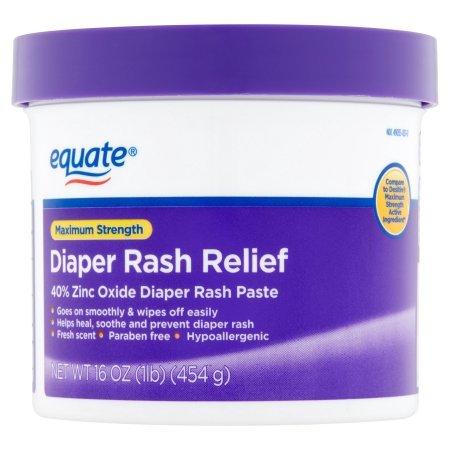 Amazon.com: PACK OF 6 - Equate Maximum Strength Diaper Rash Relief, 16 oz: Health & Personal Care