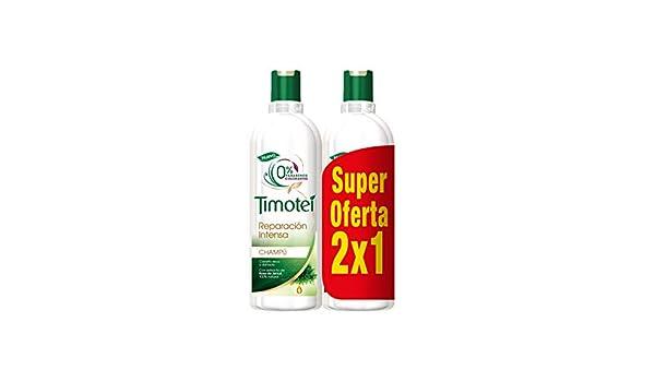 Timotei Champú 2 en 1 Reparación Intensa Rosa de Jerico - 400 ml: Amazon.es: Belleza