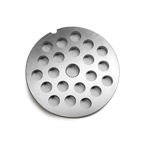 - TSM #32 Stainless Steel Meat Grinder Plate (1/2