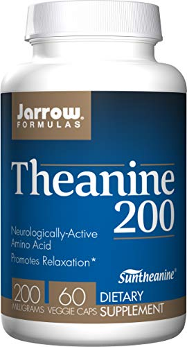 Jarrow Formulas Theanine Promotes Relaxation product image