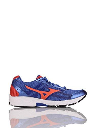 42 Chaussures 5 Bleu 9 de Bleu EU Homme Course Mizuno 5 pour Orange US 6zdqTnw