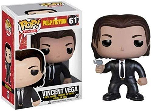 Pop! Pulp Fiction Movie # 61 Coleccionable de Vincent Vega