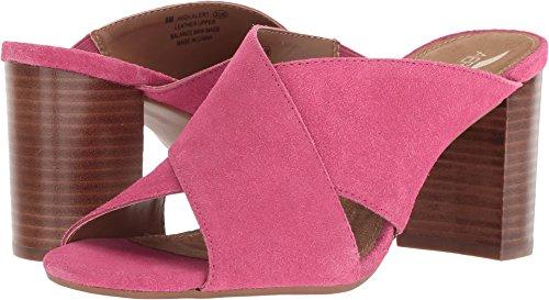 Aerosoles Women's High Alert Pink Suede 10 B - Pink Aerosoles Sandals