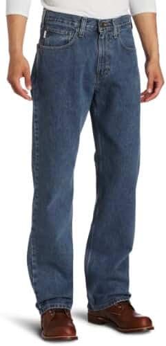 Carhartt Men's Loose Fit Straight Leg Jean