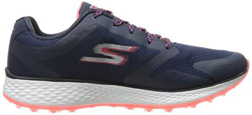 M Shoe 8 Skechers Birdie US Performance Womens Golf Golf Go Pink Navy ZqTvqY
