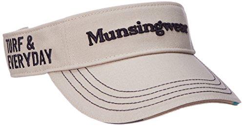 ロープゆるくフォーマル(マンシングウェア) Munsingwear(マンシングウェア) サンバイザー