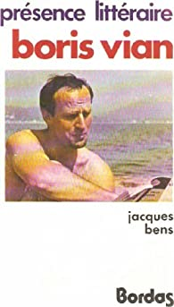 Boris Vian par Jacques Bens