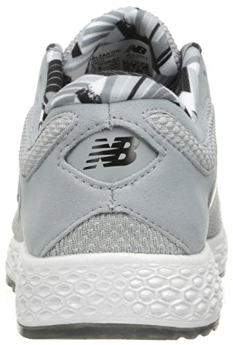 New Balance Damen WLZanteV2 Sneaker Silberner Nerz / Schwarz