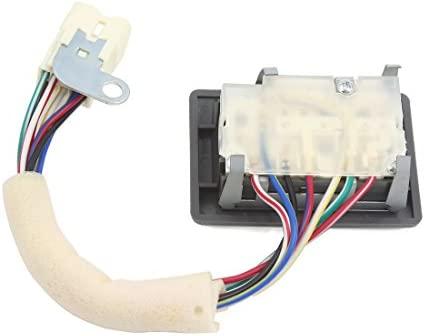 perfk 12v 24v Electromagn/ético Solenoide Terminal de V/álvula Master Kill Sistema DK-238