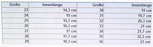 Trekkingsandalen für Kinder, mit Klettverschluss, schwarz, Gr. 26-36 -2787/4740