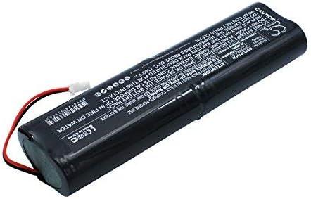 Cameron Sino Topcon 24-030001-01 Battery Replacement for Topcon Hiper Pro Hiper Lite Plus Li-ion, 7.40V, 5200mAh // 38.48Wh Hiper Ga Hiper-L1 Hiper Gb