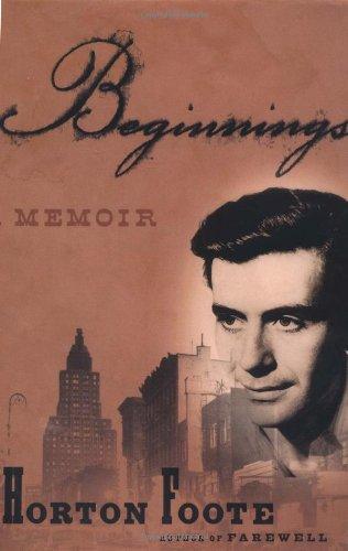 Beginnings: A Memoir