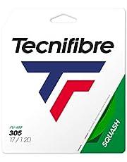 TECNIFIBRE Squashsaite TF 305 SQUASH Green, 1,20mm, 9,5 mtr Garnitur, 122370