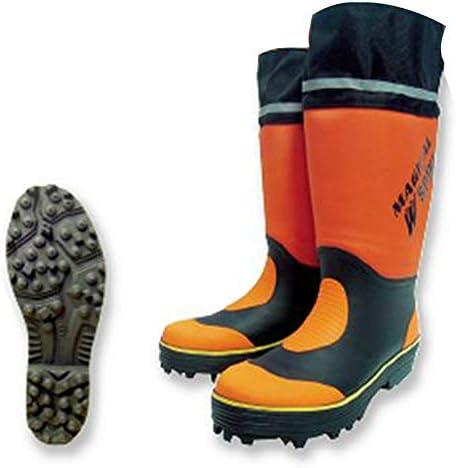 山林用 長靴 マジカルスパイク Mサイズ 24.5-25cm 反射素材 剛性先芯 高機能 900 安全靴 北海道 沖縄 離島別途運賃 リプロ 代不
