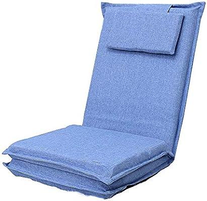 Amazon.com : ZHIRONG Lengthen Lazy Sofa Adjustable Floor ...