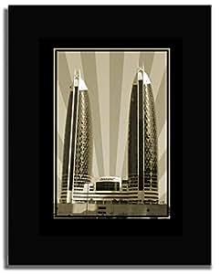 Photo of Damac Tower-Sepia No Text F04-NM (A5)