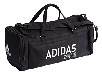 a3b322678f Image Unavailable. Image not available for. Colour  adidas Karate Sports Bag  ...