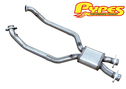 (Pypes Exhaust HFM17 1999-2004 Mustang GT 2.5