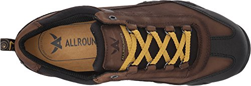 G Shoes Tex Brown Allrounder Rubber Nubuck Black Sport Mephisto Women's Fina by w71xYqva