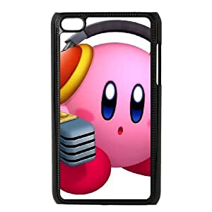 iPod Touch 4 Case Black Super Smash Bros Kirby LSO7761264