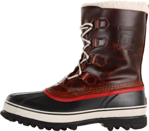 Sorel Men's Caribou Wool Boot,Burro,7 M US by SOREL (Image #5)