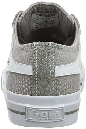 Mujer Para Ii light white Grey Gola Zapatillas Lg Quota Grey SqPvII