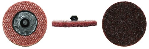 Pack of 25 ATD Tools 3152 2 Medium Grit Quick Change Surface Conditioning Disc,
