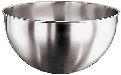 in Acciaio Inox PADERNO 11951-26 Bastardella Senza Maniglie 26 cm