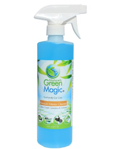 Premium Organic Cleaner. 16 oz. Best Fabic Upholstery Stain Remover on the (Chrome Atlanta Soap)