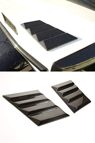 kit-car Brabus WIDESTAR Style - Carbon Fiber Hood Trim Side Covers - for Mercedes-Benz G-Class W463 W461 ()