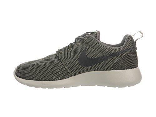 new concept d643d 89861 Galleon - NIKE Men s Roshe One Medium Olive Black Sequoia Pale Grey Nylon  Running Shoes 8.5 D(M) US