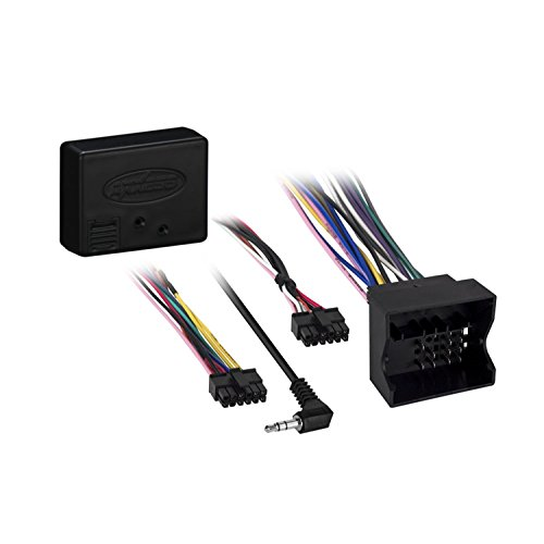 Metra XSVI-9003-NAV Non-Amplified Non-OnStar Harness to Retain Accessory Power ()