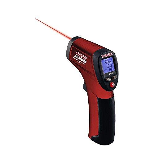 Craftsman Mini Infrared Thermometer, 500 Degree, 34-50455