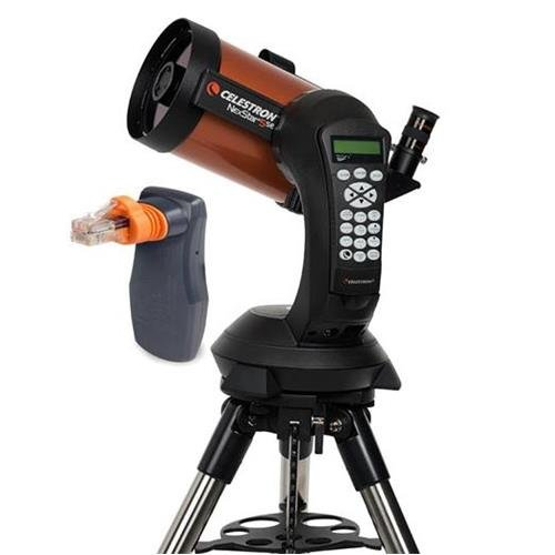 Celestron NexStar 5 SE Schmidt-Cassegrain Computerized Telescope Wifi Kit - with Skyportal Wifi Module by Celestron