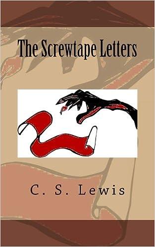 the screwtape letters c s lewis crossreach publications 9781535260183 amazoncom books