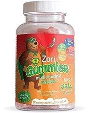 زوري حلوي الفيتامينات والمعادن لللاطفال - 60 قرص مضغ
