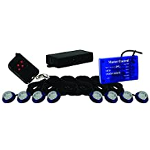 Vision X HIL-STB Blue Led Strobe and Rock Light Kit